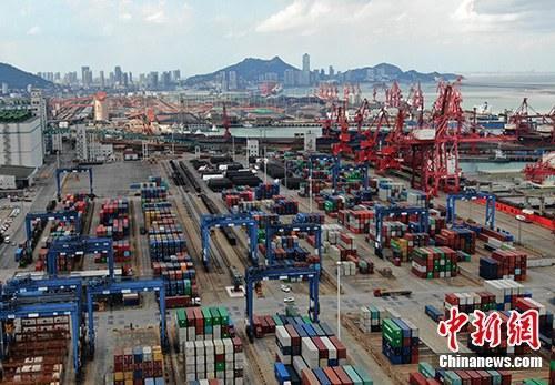 外贸增速下降 商务部:将下更大力气稳预期稳信心稳企业_中国商务部