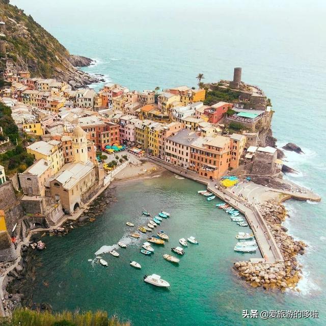 意大利 | 明信片上的五渔村,这样拍更美~