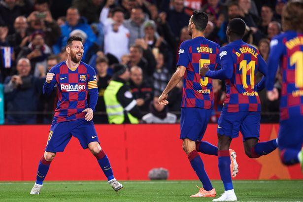巴塞罗那主席巴托梅乌:梅西将在未来5年在巴萨