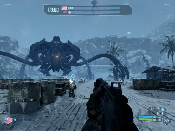 玩家打造《孤岛危机》合作Mod与好友联机玩单人战役_设计