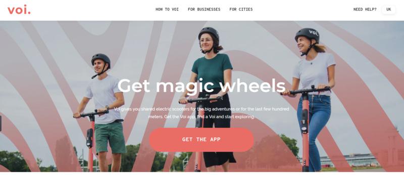 欧洲共享电动滑板车竞争白热化,「Voi」获8500万美元新一轮融资_中欧新闻_欧洲中文网