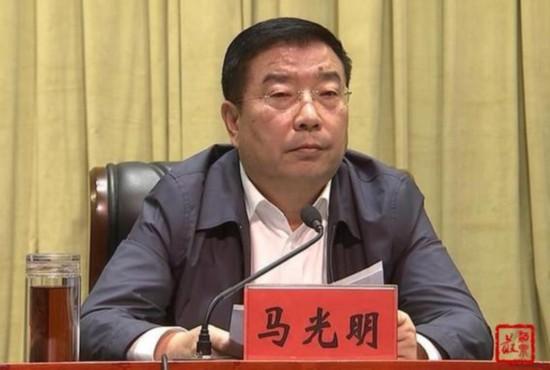 判决书披露:酒泉市委原书记马光明曾与人合伙深圳开牛肉面馆