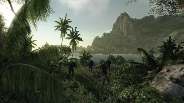 《孤岛危机》合作Mod和好友联机玩单人战役