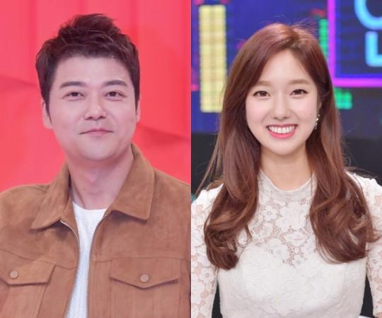 韓國著名主持人全炫茂被爆料與KBS后輩女主播交往