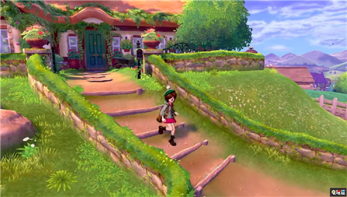 《宝可梦:剑盾》内藏Joy-Con手柄彩蛋