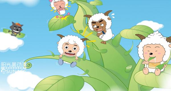 童年动画《喜羊羊与灰太狼》中喜羊羊只是配角,真主角竟是它?