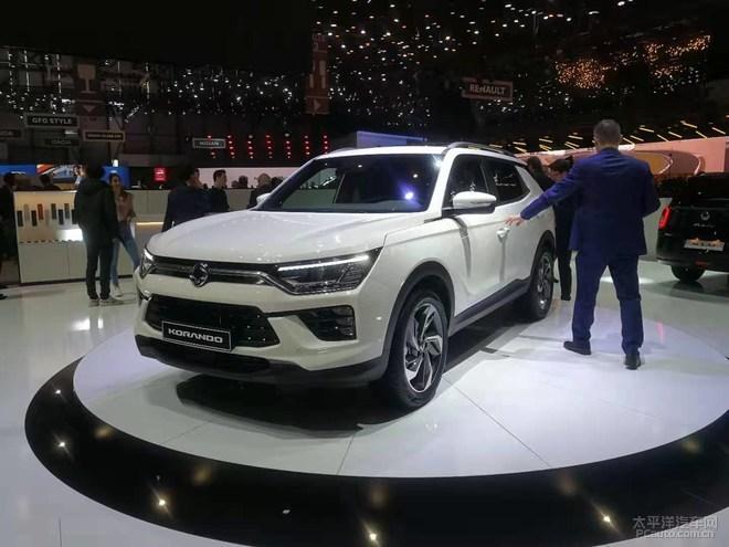 双龙的第一辆纯电动汽车,凯兰多电动汽车,预计将于2021年初发布