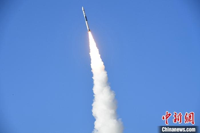 """中国快舟一号甲火箭成功发射""""吉林一号""""高分02A卫星_建设"""