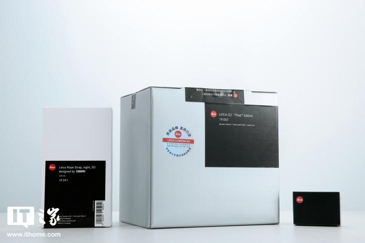 """45000元,全球限售100台!徕卡Q2相机""""像素""""限量版图赏"""