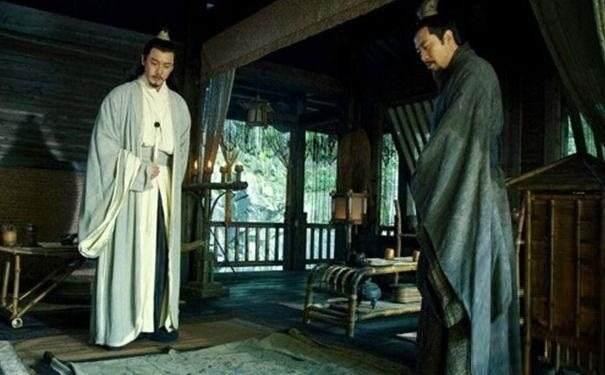 """刘备第一次见到诸葛亮真是在""""三顾茅庐""""吗?_魏略"""