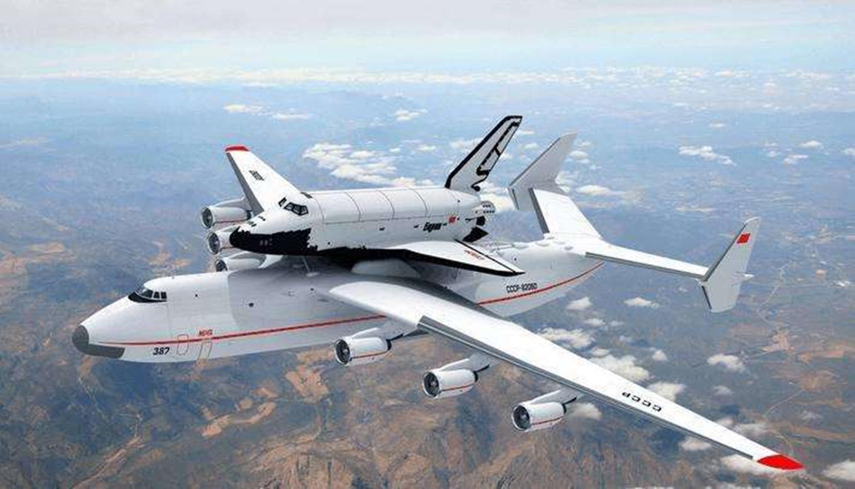 世纪大挑战!400吨空天猛兽冲天而起 连飞3天绕地球一圈破纪录_运输机