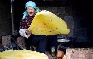 鏊子上的记忆――临沂莒南菜煎饼