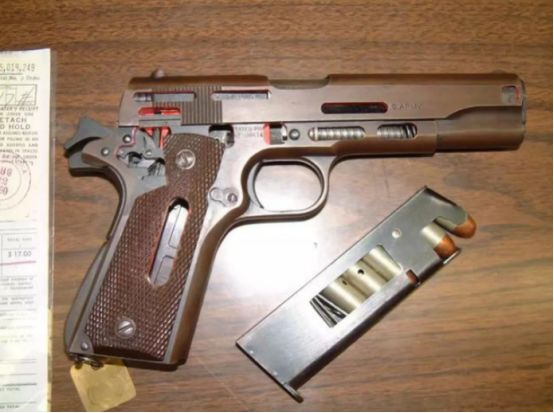 世界上服役超老的武器,这四款枪械你绝对熟悉!