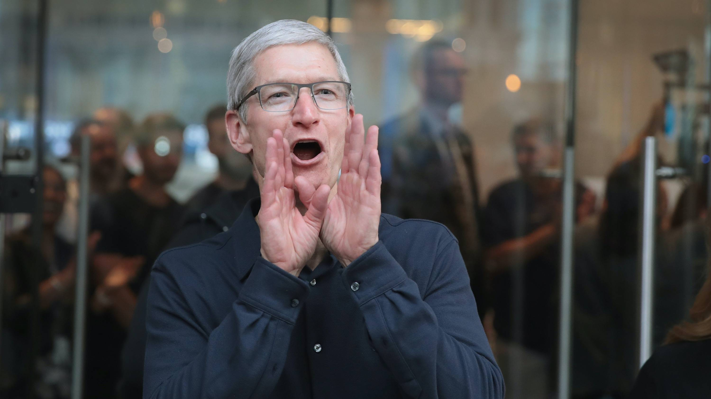 深夜官网上新,苹果提升了 Pro 的上限