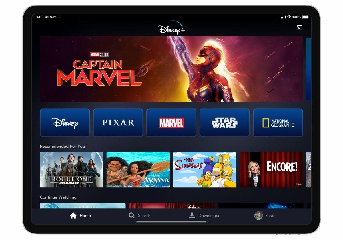 派早报:迪士尼流媒体服务Disney+正式上线、彭博社称16英寸MacBookPro将于11月15日上市、Windows10十一月更新正式推送等
