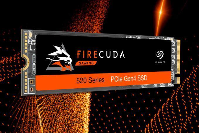 希捷推出SSD及拓展坞新品,玩法多样拓展性强_FireCuda