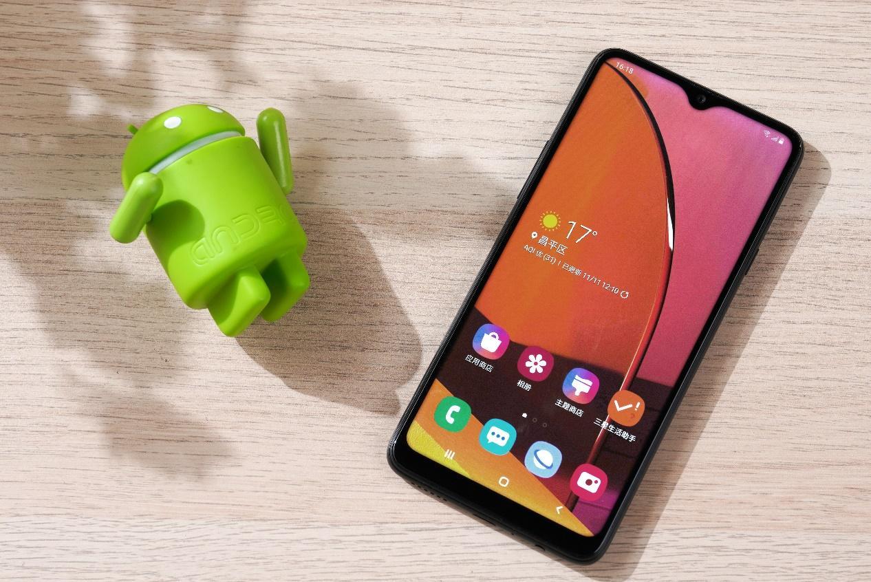 百元价位的手机能做到怎样的品质程度?三星Galaxy A20s真机实测_效果