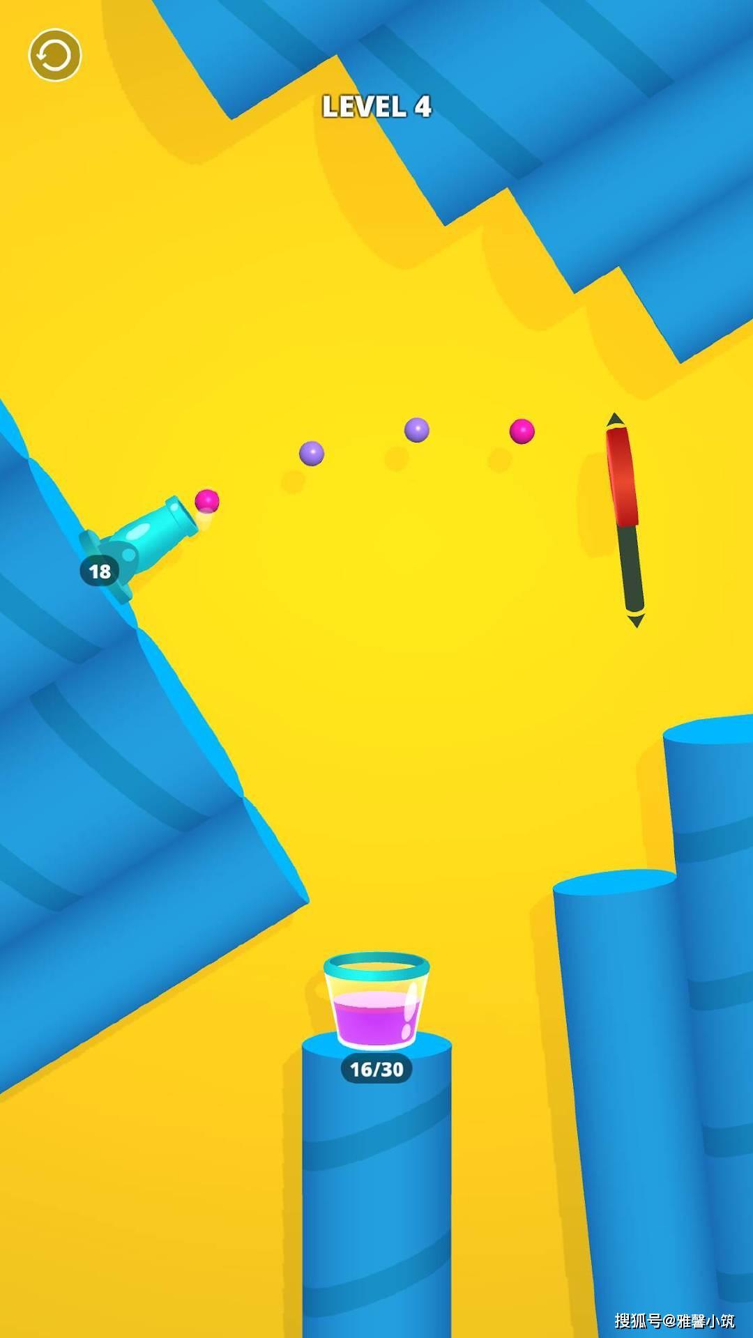 大炮射击益智游戏《CannonShot!》活力四射的享受