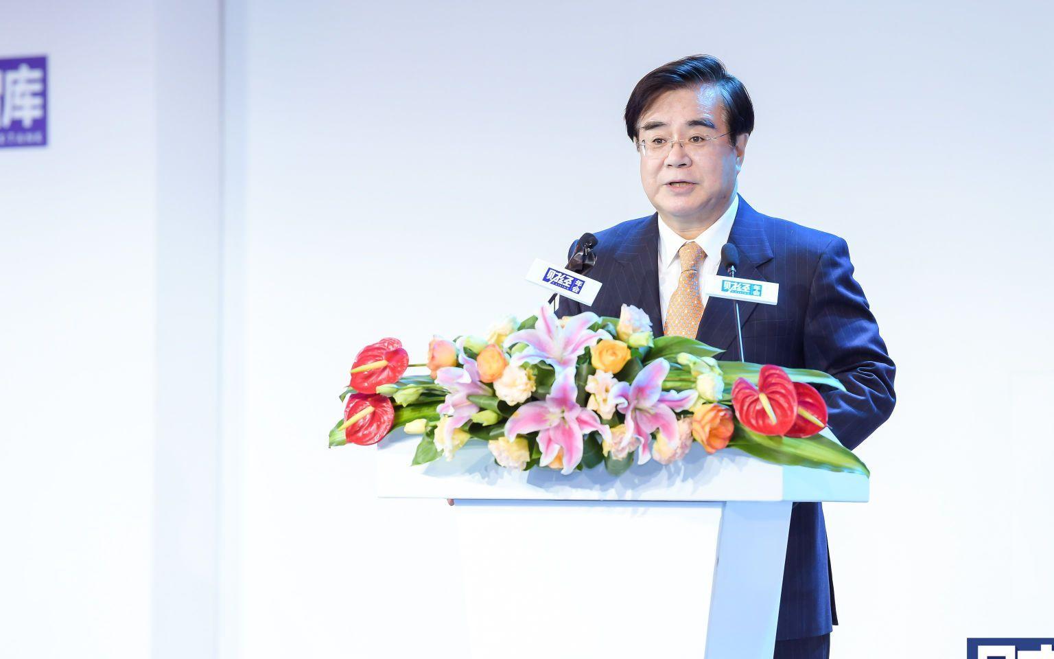 周延礼:预计明年中国保险市场贡献率可达30%-50%_管理