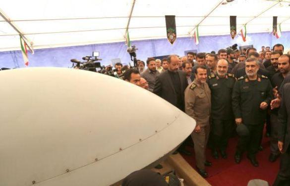 一架军机被国产导弹击落,头号对手拒绝评价,伊朗宣布有重大发现_无人机