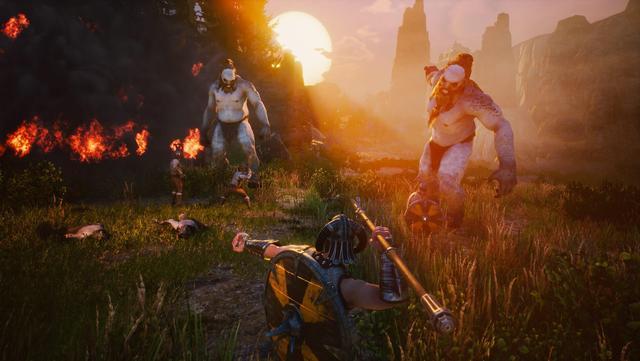 动作RPG游戏《符文2》登陆Epic发售国区15.99美元