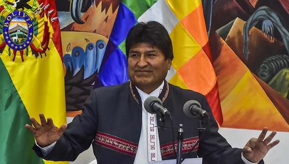 【人物】玻利维亚总统莫拉莱斯:种过古柯的反美原住民