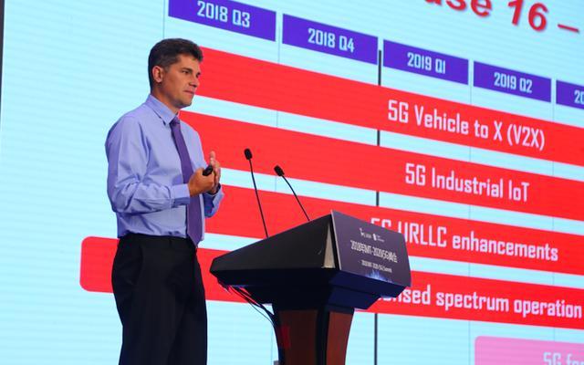 3GPPRAN主席:5G标准领导力究竟意味着什么?