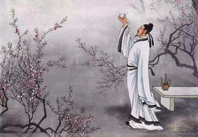 【将进酒Bar】朔风起!温一壶小酒,与诗仙李白一起开始醉看美景_雪莱