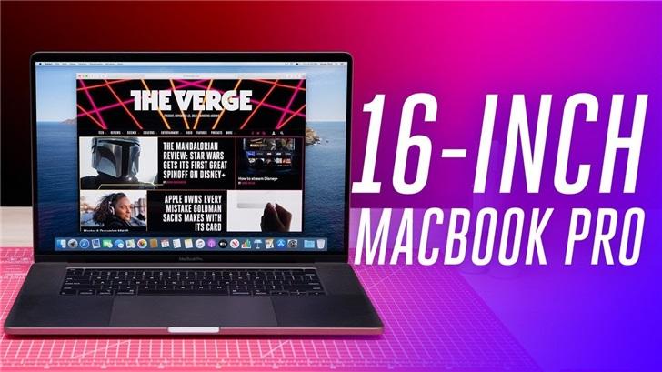 苹果16英寸MacBookPro官方宣传视频