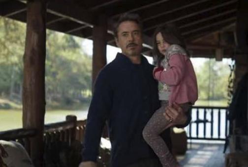 《复仇者联盟》被删除场景托尼女儿长大了_凯瑟琳·兰福德