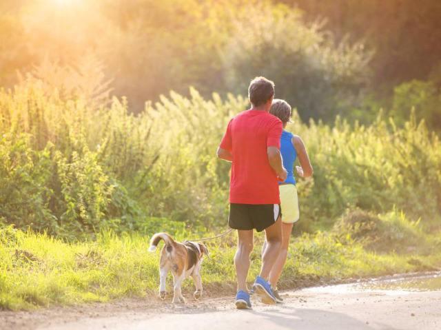 72岁的长跑爱好者李纯朴:于我而言跑步是一种力量