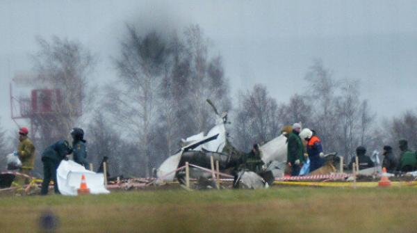 俄公布波音客机喀山坠毁事故原因:机长、副机长错误操作导致