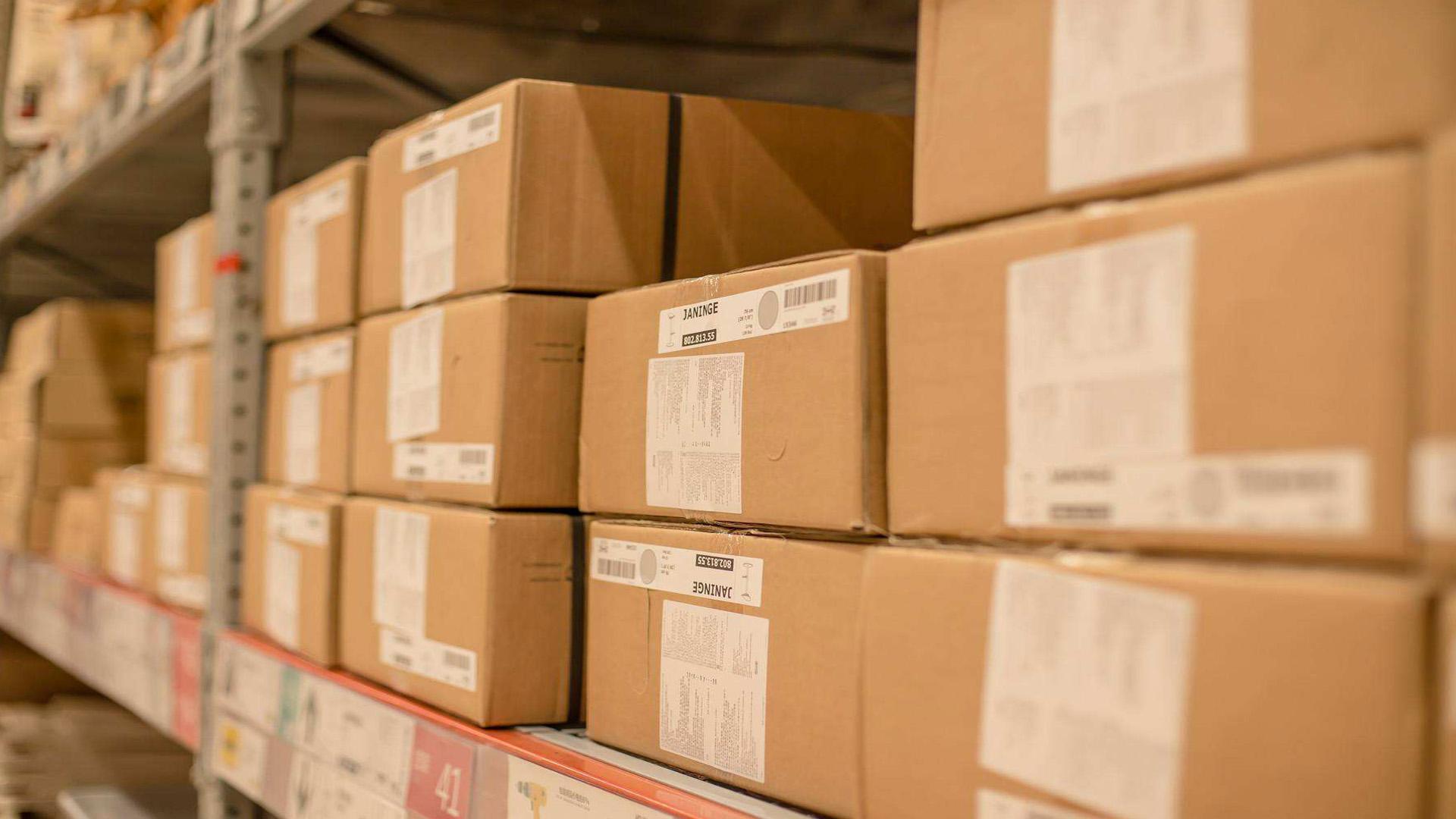 双十一销售创新高 快递盒的数量也创新高 环保负担亟待解决