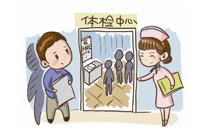 2021公务员体检项目一览表(广东)