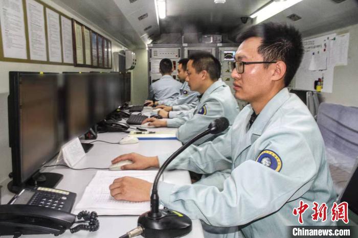 西安卫星测控中心创中国航天测控任务间隔最短纪录