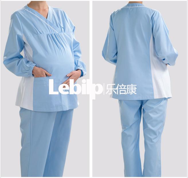 医院必备孕妇护士服,舒适不紧绷