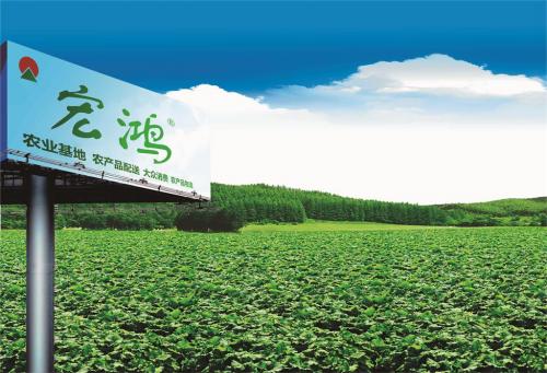 农产品配送企业登陆央视