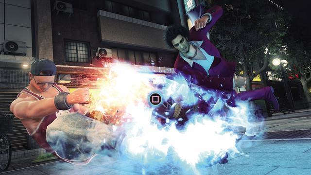 《如龙7》战斗系统详情 魔幻战斗体验让人大喊真香