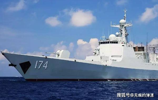 一艘驱逐舰只装备8枚反舰导弹,打完怎么办,不够打怎么办_舰艇