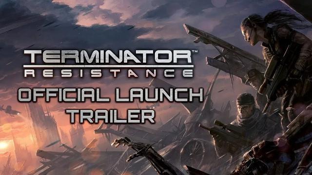 毁灭天网《终结者:反抗军》上市预告片公布