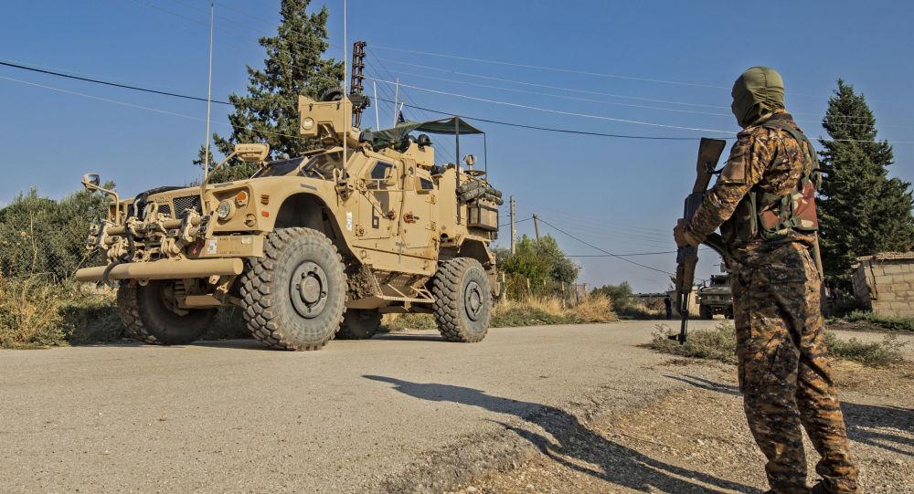 美军占领叙利亚大量油田 曾被披露将在此地建立准国家_控制