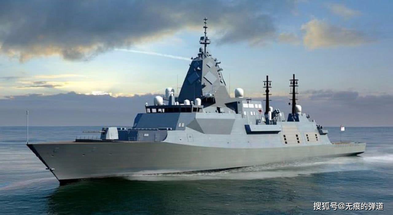 """""""神盾""""那么好,为什么不给军舰都装上,一句话解释:实力不允许_雷达"""