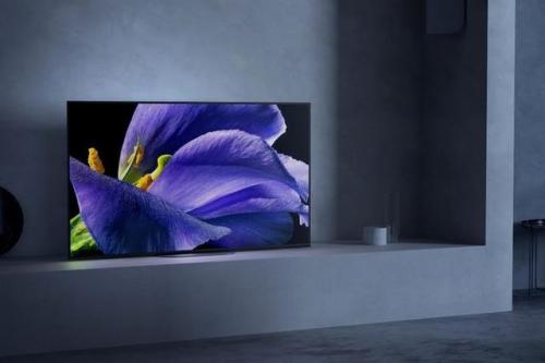入手索尼A9G 4K OLED智能电视 尽享高品质