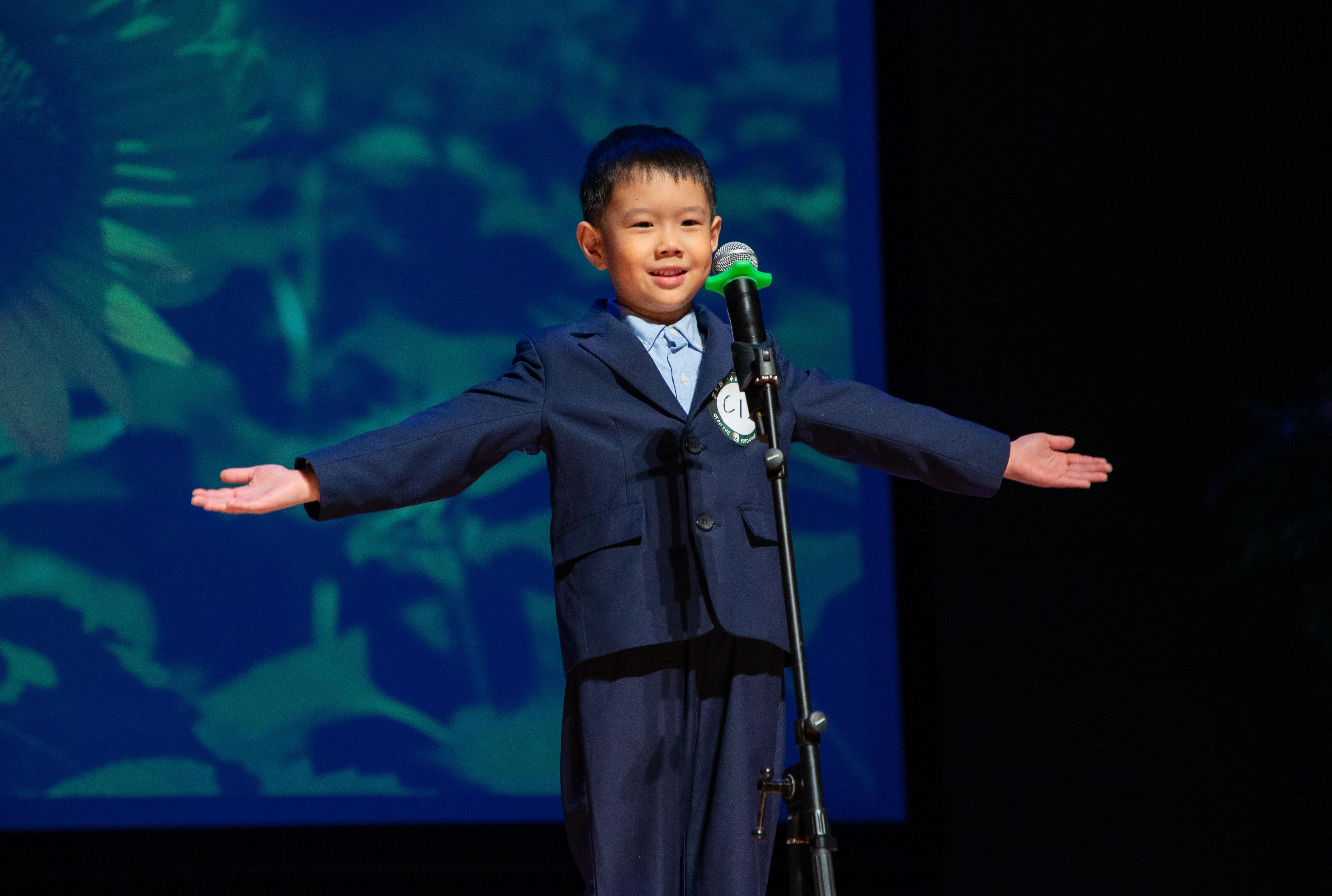"""青青藤第三届""""小雨姐姐杯""""语言大赛完美收官,给孩子与世界对话的底气!"""