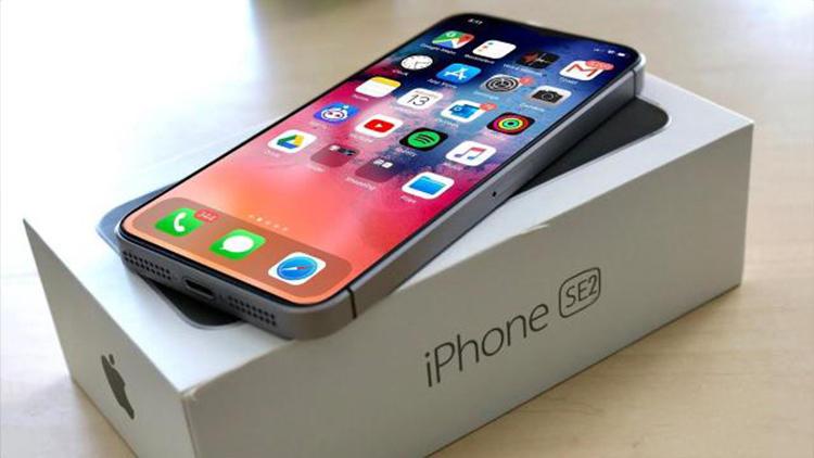 小屏旗舰,iPhoneSE2或明年发布
