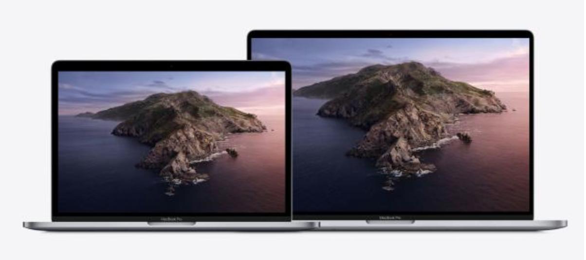苹果低调发布16英寸MacBook Pro 改回剪刀式键盘