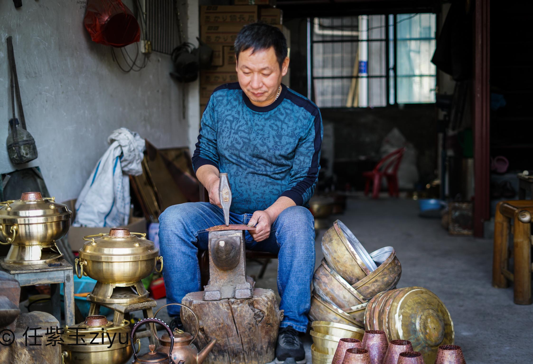 近两千元一只的临岐暖碗,老匠人谋生的手艺,浙江临岐饮食文化的代表