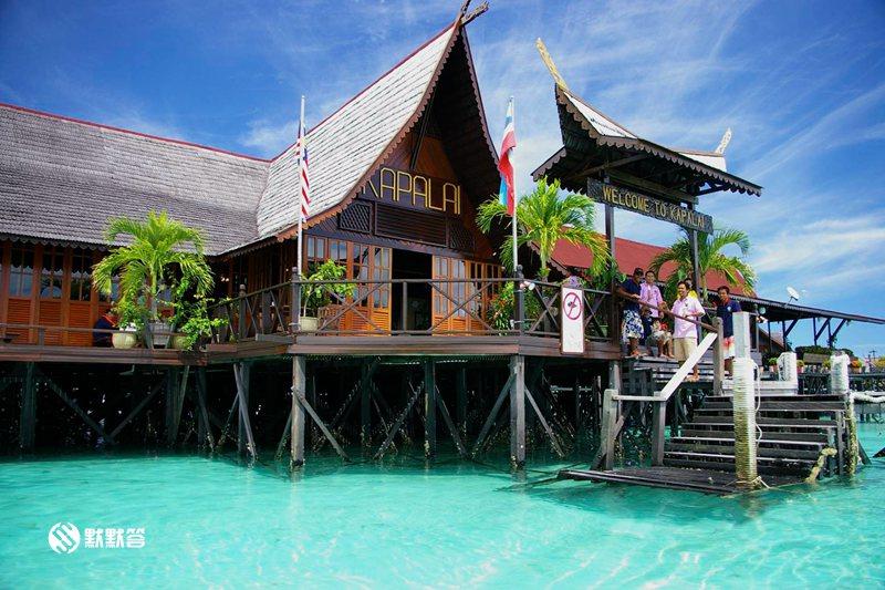 有小马尔代夫之称的海上沙洲——仙本那最佳潜点「卡帕莱」超详细攻略