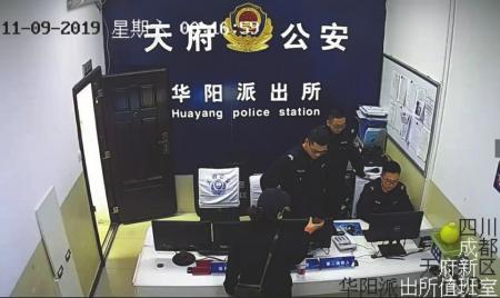 14岁少年赌气出走 民警24小时接力寻找_华阳