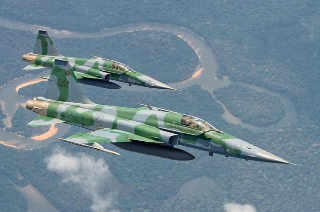 南美第一大国巴西,空中力量羸弱,空军现役装备没有一架三代机